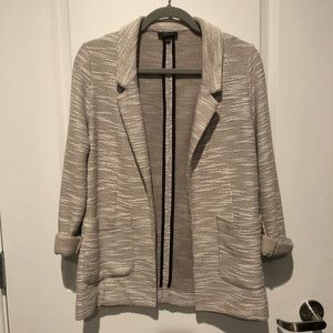 Top Shop beige blazer